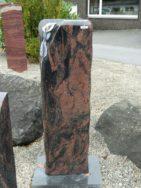 0835 Oberteil Kastania Form 48 18 30x14x100cm