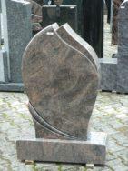0849 Oberteil Himalaya Form 1374A 50x14x75cm 60x20x14cm