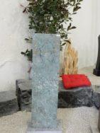 0911 Stele Blue Riff 30x14x100cm