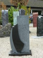0926 Oberteil Ind.Black Steel Grey Form 17 19 35x14x70cm 55x25x6cm 30x14x90cm