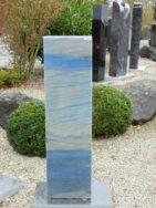 0929 Stele Azul Macaubas 28x13x100cm