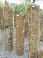 B 971 Basaltsäule 23x29x115cm