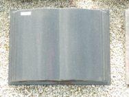 10264 Buch Indish Black Form D 40x30x6cm