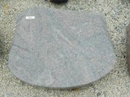20647 Liegestein Paradiso Form L75B 50x40x12cm
