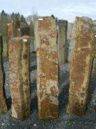 B 419 Basaltsäule 22x20x125cm