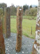 B 945 Basaltsäule 30x20x147cm