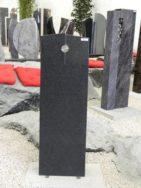 SF 0080 Oberteil Cambrian Black Form SF 2010.09 30x12x90cm